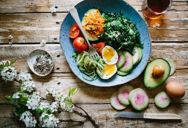 10 règles d'or de l'alimentation saine