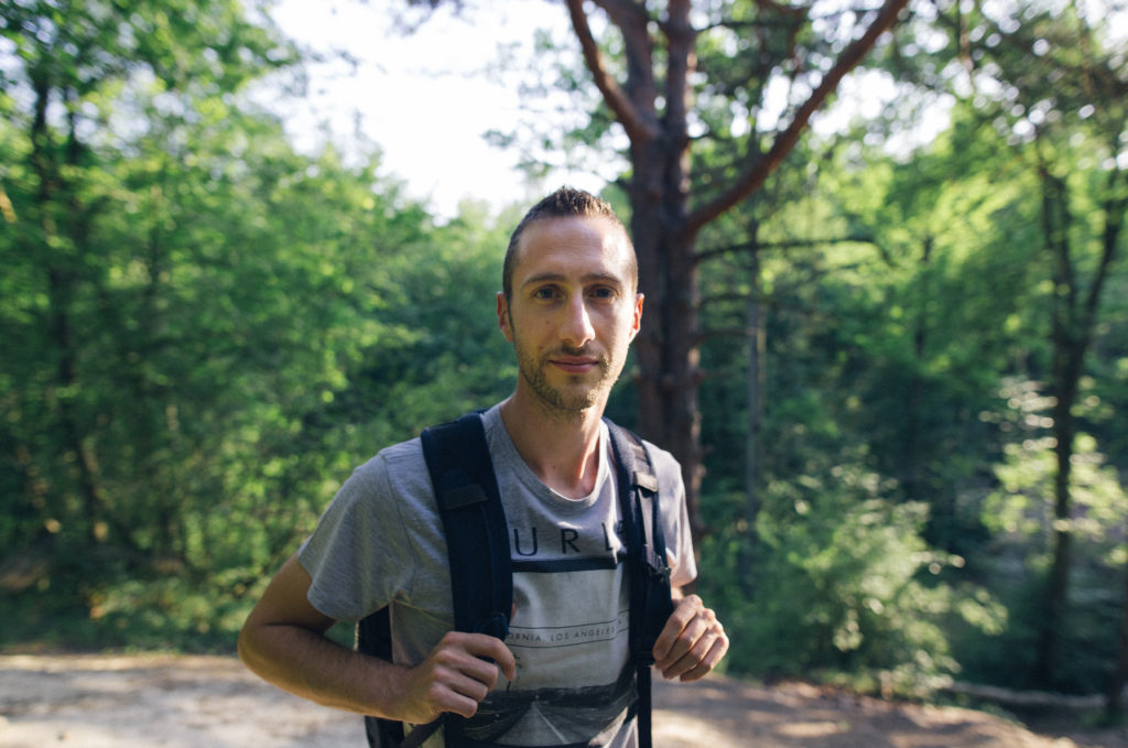 People for good vibes 2#  – Vince, fondateur de Hello Natural pour que manger soit un acte solidaire !